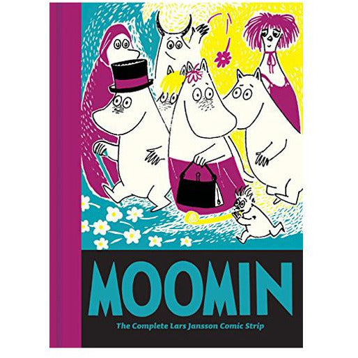 Moomin: The Complete Lars Jansson Comic Strip, Vol. 10