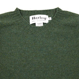 Harley Geelong Lambswool Jumper in Serpentine