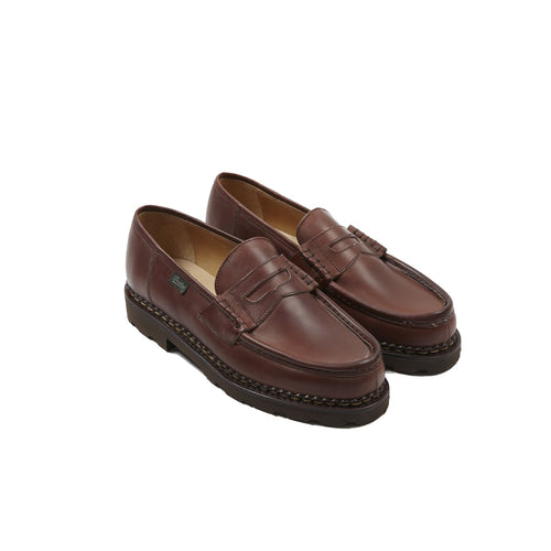 Paraboot Reims Shoe in Marron