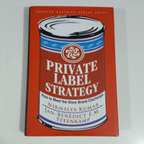 Private Label Strategy by Kumar & Steenkamp (Hardcover)
