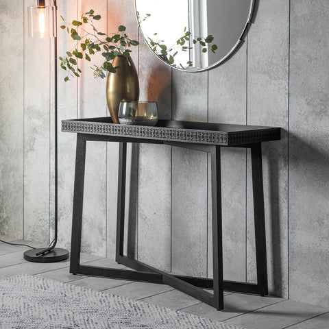 Gallery Boho Boutique Console Table