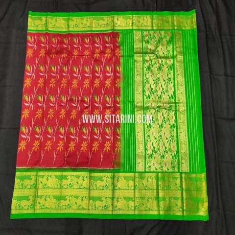 Pochampally Ikkat Handlooms