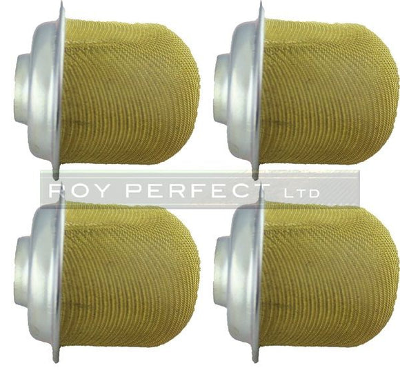 Zetor Glass Bowl Filters x 4 - Roy Perfect LTD
