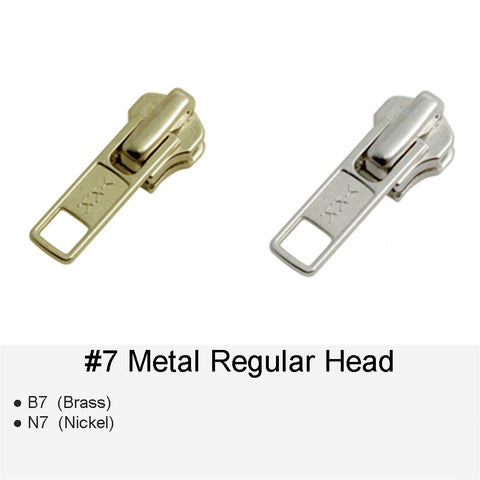 SILDER #7 METAL REG. HEAD