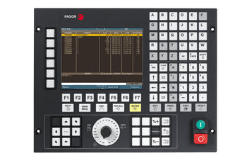 CNC 8037 T for Lathes (Entry Level)