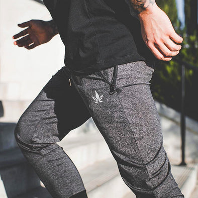 Mens Premium Joggers-Jogger-Stigma-Cannabis Clothing Apparel
