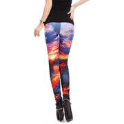 SUNSET LEGGINGS - Lotus Leggings