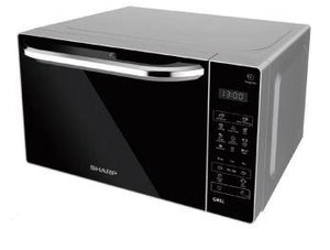 SHARP MICROWAVE OVEN WITH GRILL R62E0(S) - Lion City Company
