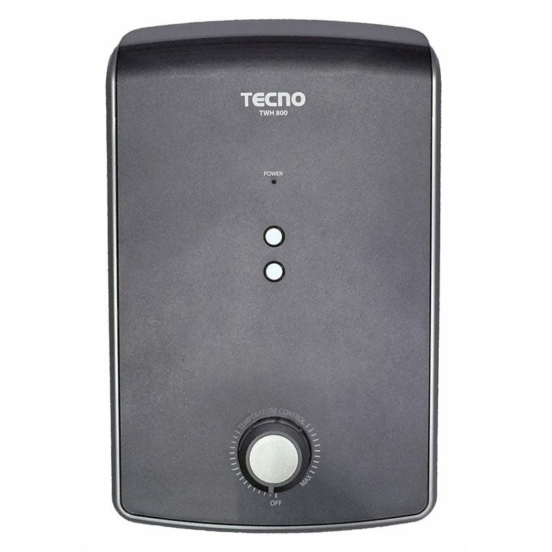 Tecno Slim Line Instant Water Heater TWH 800 - Lion City Company