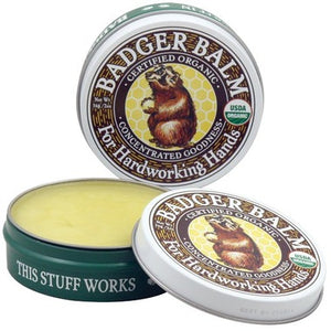 Badger Balm For Dry Cracked Hands 0.75 oz