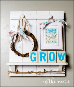 Shiplap Shelf - Starter Kit