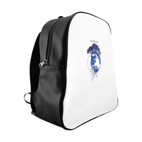 Big News Daily School Backpack