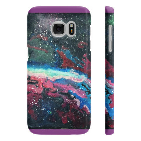"""Space Case"" Wpaps Slim Phone Cases"
