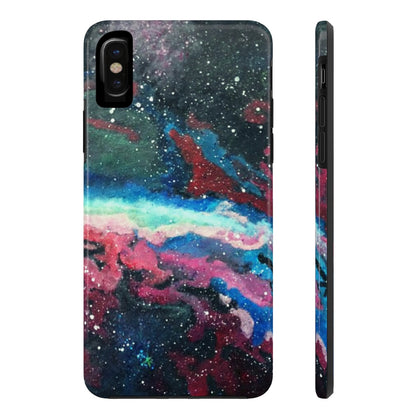 """Space Case"" Case Mate Tough Phone Cases"