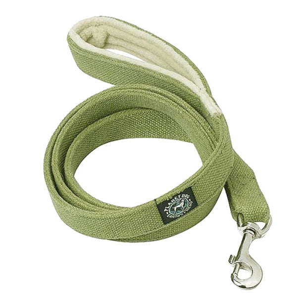Natural, Eco-Friendly Hemp Leash in Moss - This Dog's Life
