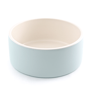 Anti-Bacterial Natural Cooling Dog Water Bowl in Heaven Blue - This Dog's Life