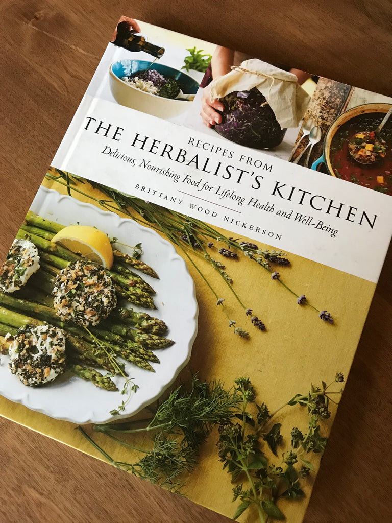 Review:  Recipes From the Herbalist's Kitchen