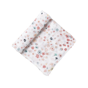 Swaddle Meadow Swaddle - Happy Poppets