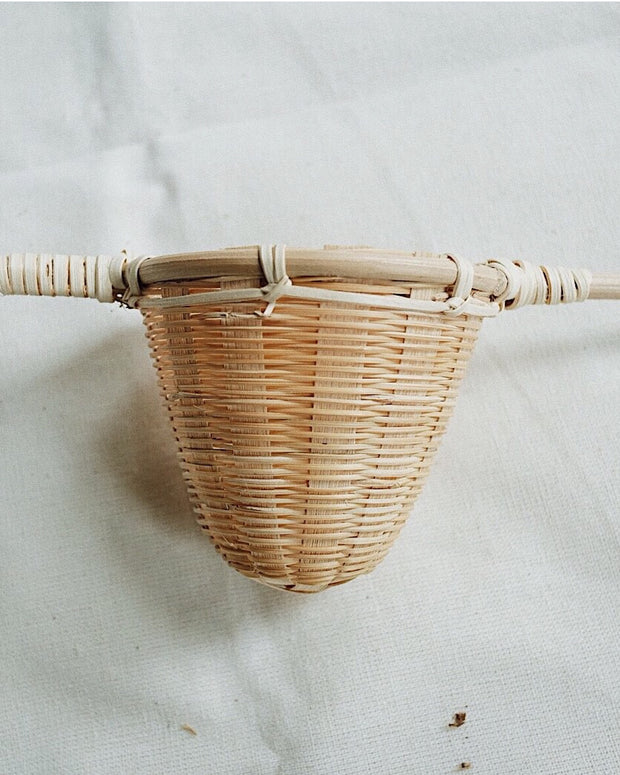 Bamboo Tea Strainer, tea infuser, tea accessories - Olive and Iris