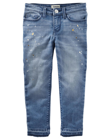 Soft Stretch Jean - Surfside Wash