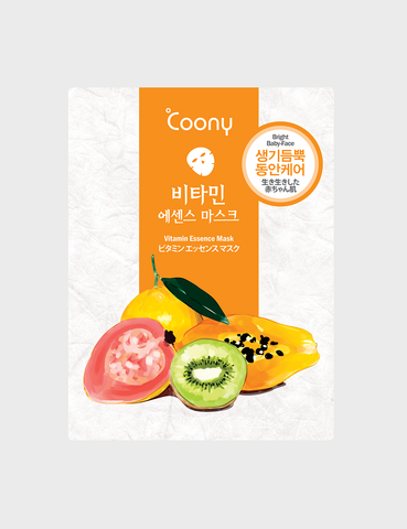 Coony Vitamin Essence Mask