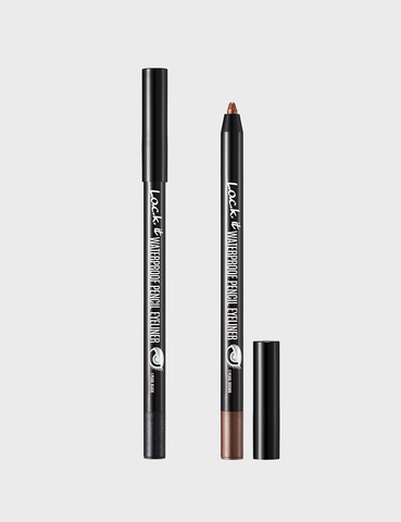 L.O.C.K. IT WATERPROOF PENCIL EYELINER