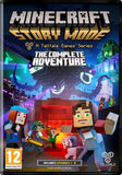 PC MINECRAFT STORPC MINECRAFT STORY MODE- COMPLETE ADVENTURE Image