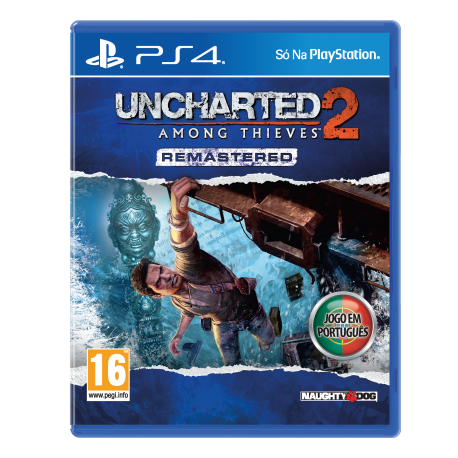 PS4 UNCHARTED 2 AMONGST THIEVES Image