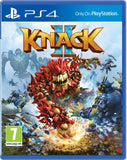 PS4 KNACK 2 Image