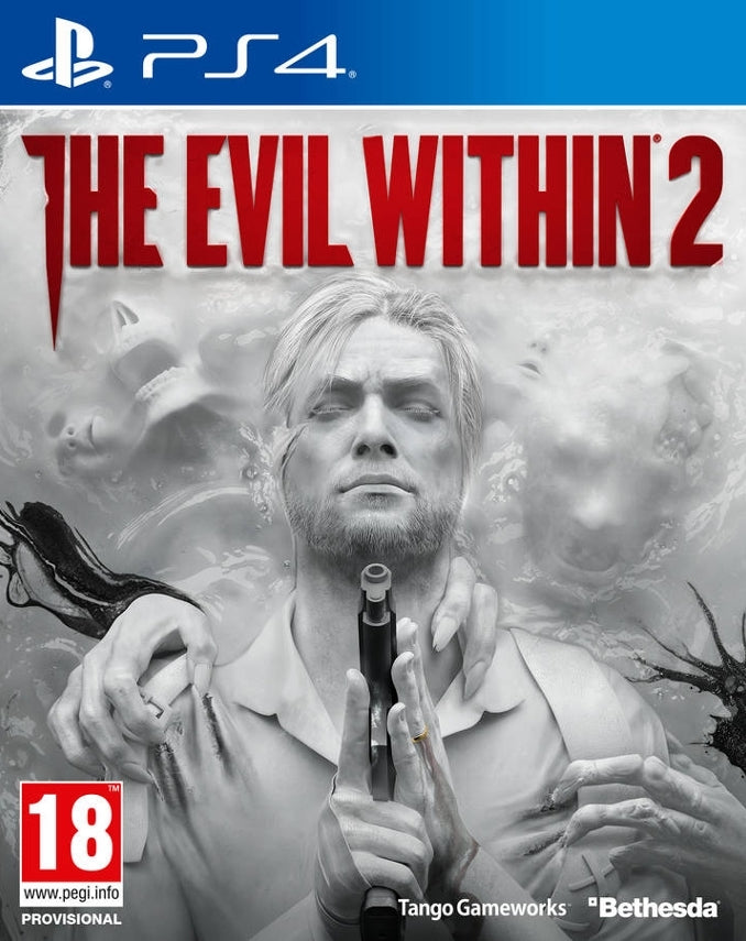 PS4 THE EVIL WITHIN 2 Image