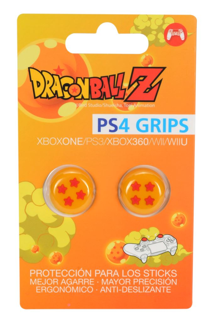 Blade PS4 Grips Dragon Ball Z (PS4, Xbox One, WIIU, PS3, WII)