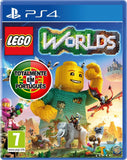 PS4 Lego Worlds (PT)