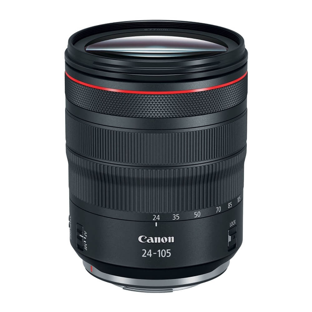 Canon RF 24-105mm f/4L IS USM - Objetiva