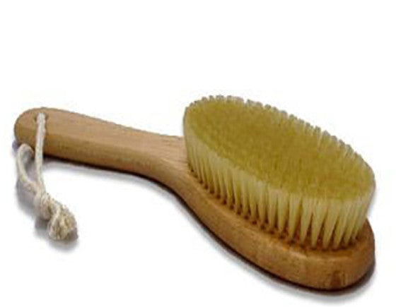 Dry Skin Curved Body Brush