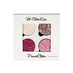 Glitter Eyes - Princess Palette - Pressed Glitters & Shimmer Quad Combo