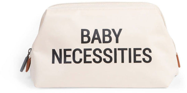 ChildHome Baby Necessities Bag Offwhite