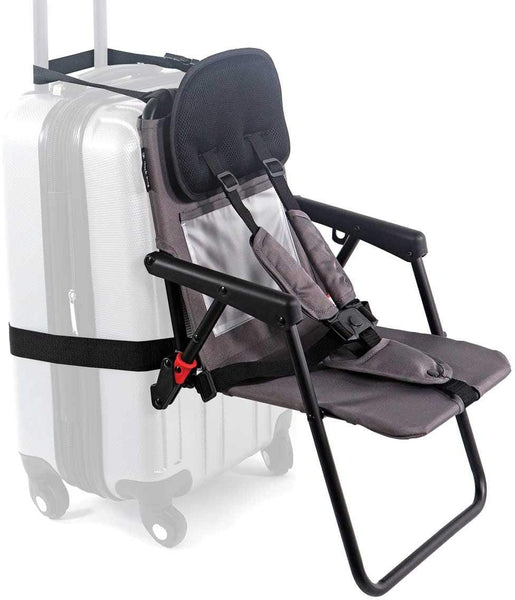 Think King SitAlong Toddler Luggage Seat