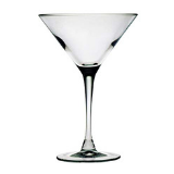 Monogrammed Martini Glasses