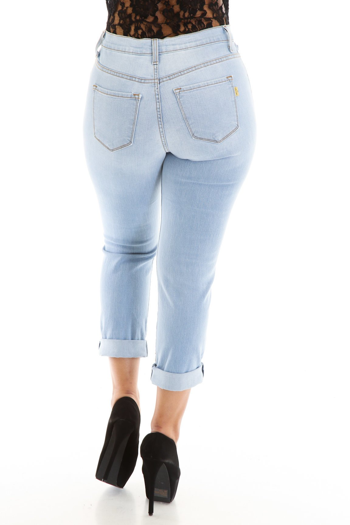 Denim Load Pants