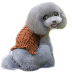 Winter Warm Sweater For Dogs