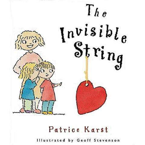 The Invisible String Hardback Cover | Jewelry Collaboration