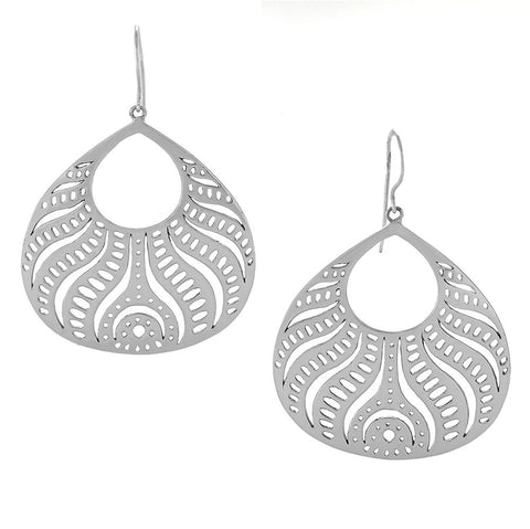 ABUNDANCE Small Earrings in Sterling Silver
