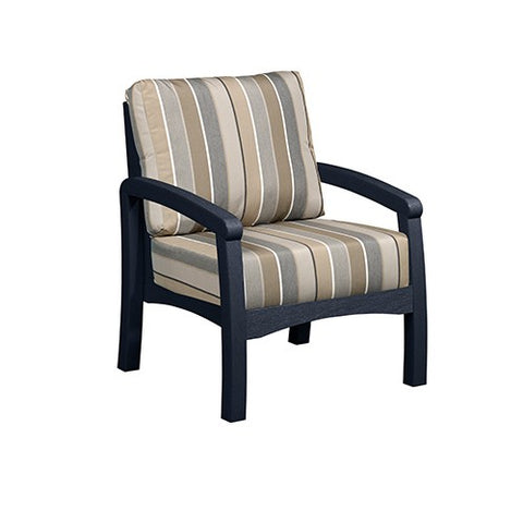 DSF161 Arm Chair and Cushions - Standard