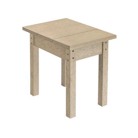 T01 SMALL RECTANGULAR TABLE BEIGE 07