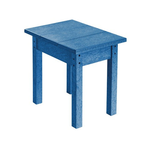 T01 SMALL RECTANGULAR TABLE BLUE 03