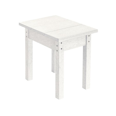 T01 SMALL RECTANGULAR TABLE WHITE 02