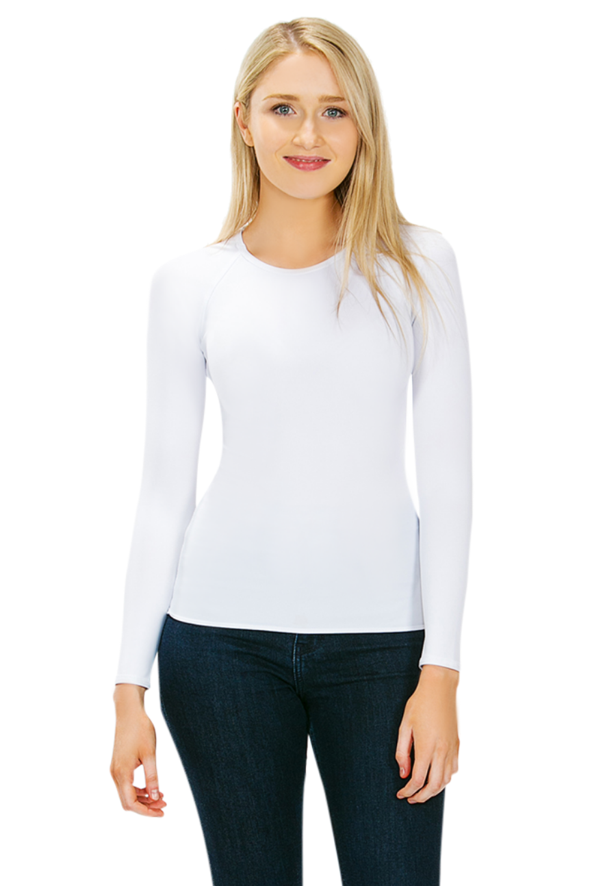 CalmWear Therapy Shirt- Long Sleeve | Women