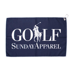 """Horse"" Golf Towel"
