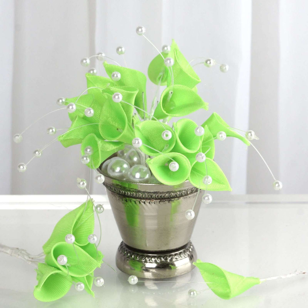 72 EXTRA HIGHLIGHTS Craft Lilies - Apple Green