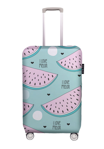 Butter Kings luggage cover
